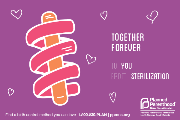 essure birth control valentine