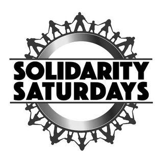 Solidarity saturday